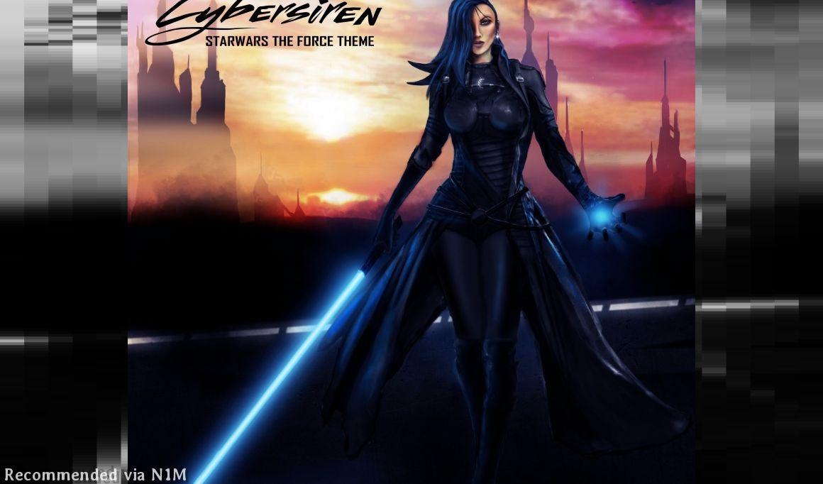 Kahlina Cybersiren - The Force Theme (Starwars Cover)