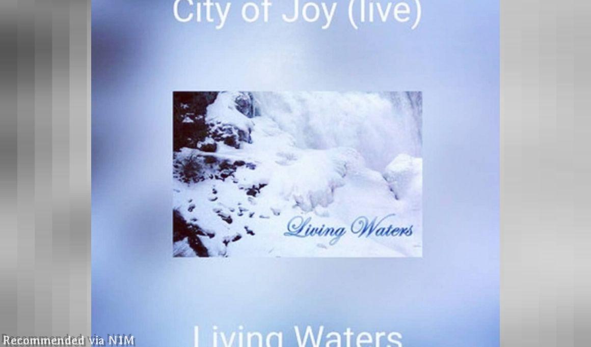 City of Joy (live)