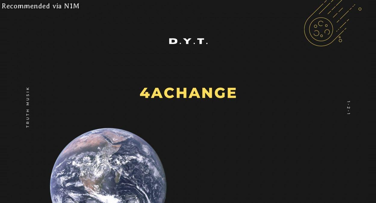 4aChange prod. SynestheticNation