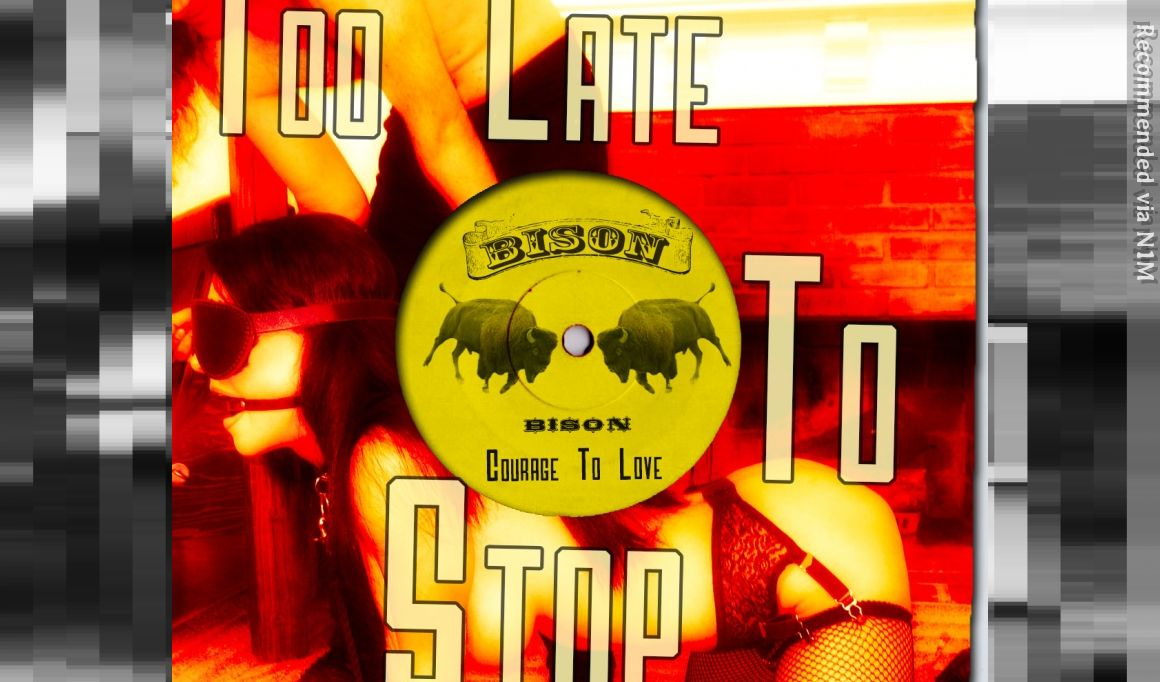 Too Late To Stop