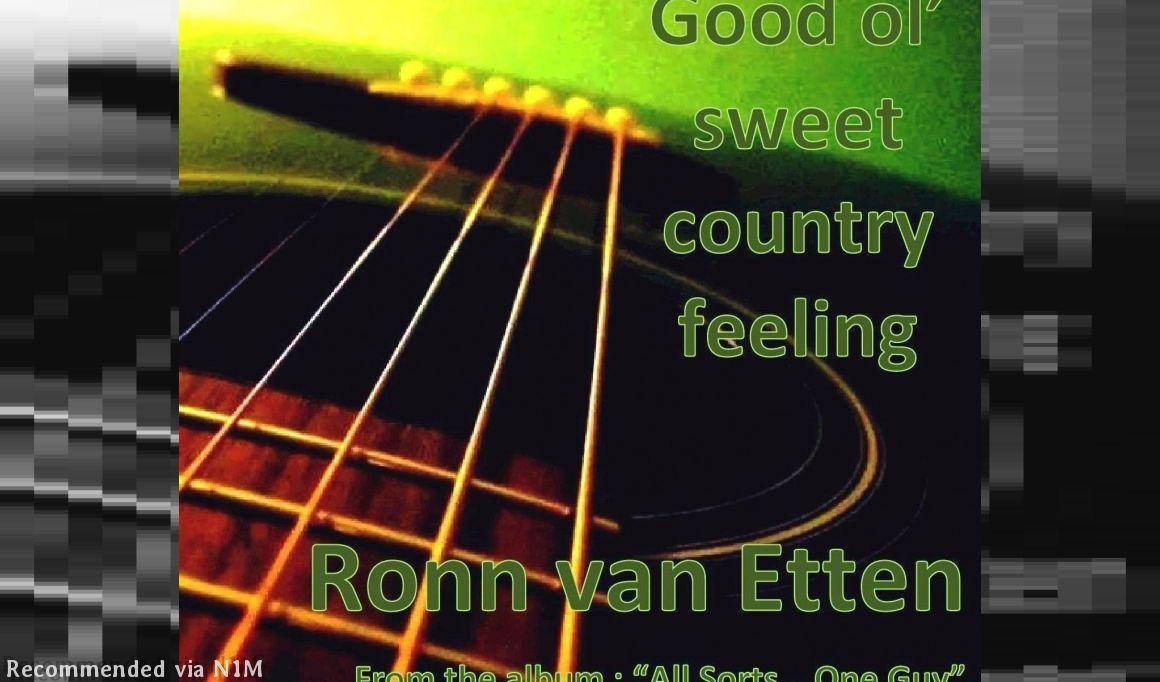 Good ol' sweet country feeling