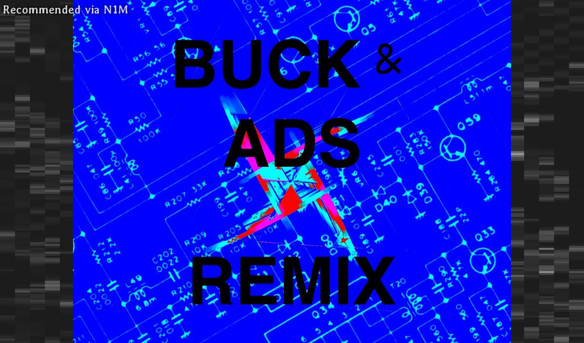 SHOCK THE MONKEY by Peter Gabriel remixed by BUCK and ADS