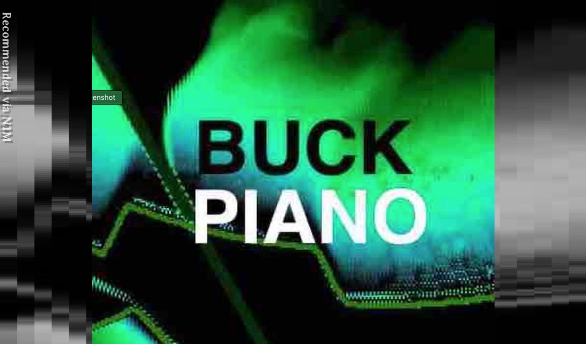 Prelude In C-JS Bach...played by BUCK.