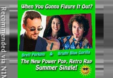 When You Gonna Figure It Out? (2008 Single: Guest Retro Rapper, Michael Glover)