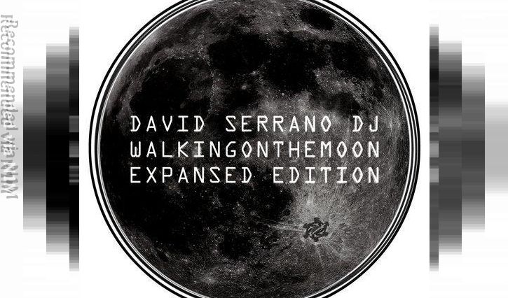 David serrano Dj - Walking On The Moon (El Brujo Remix)