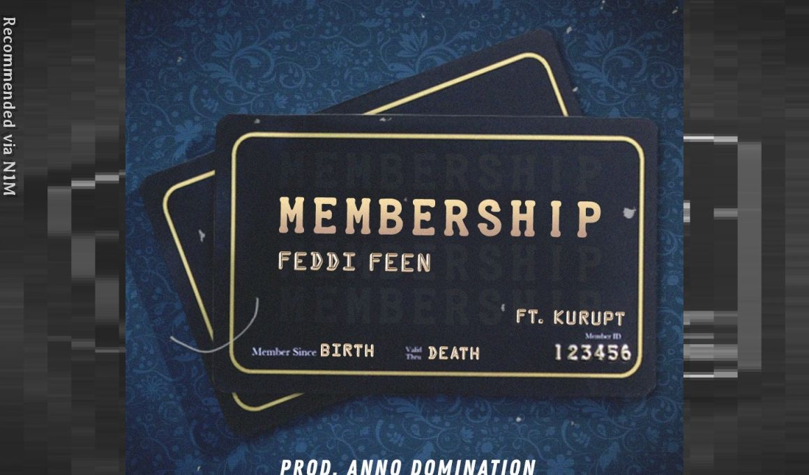 Membership (feat. Kurupt) produced by Anno Domination