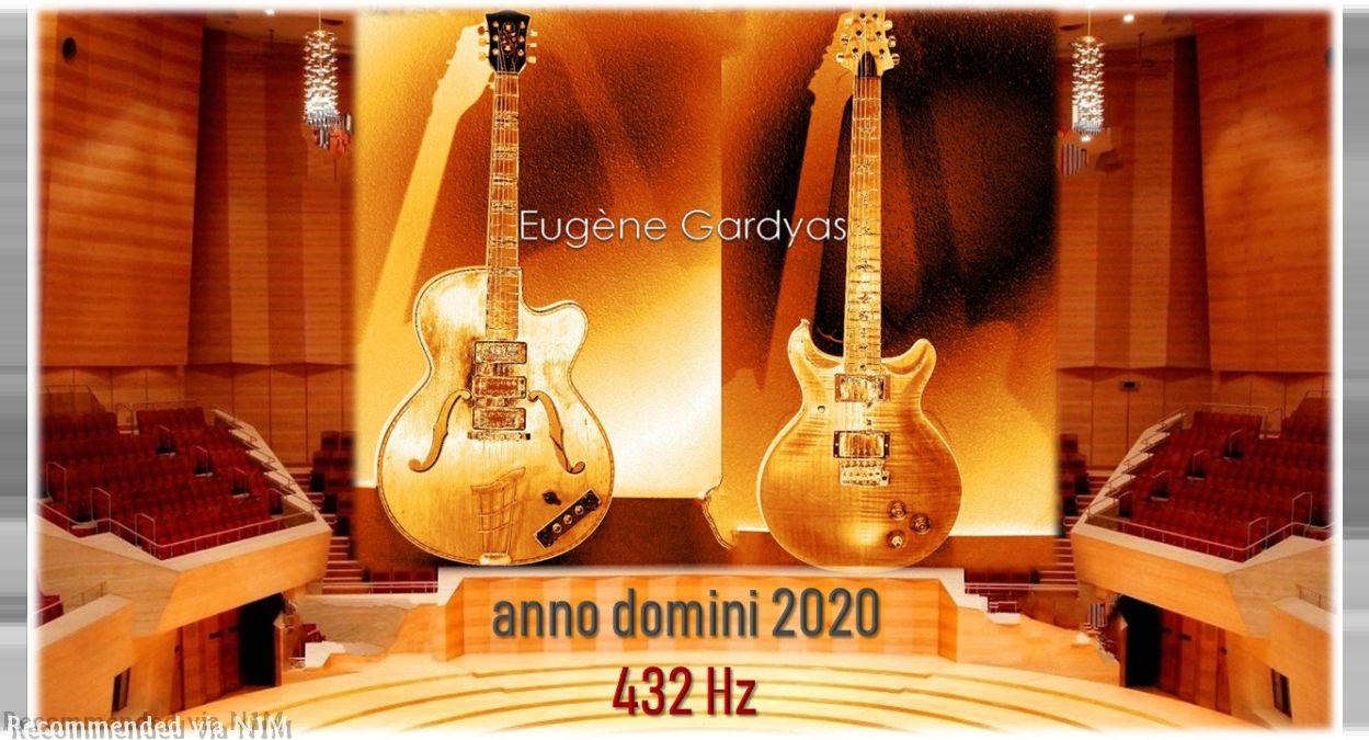 432 Hz - Anno Domini 2020