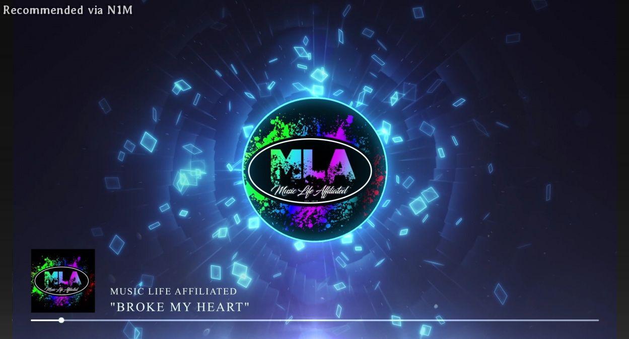 Broke My Heart By MLA
