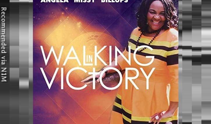 """Walking In Victory"" by Angela 'Missy' Billups"