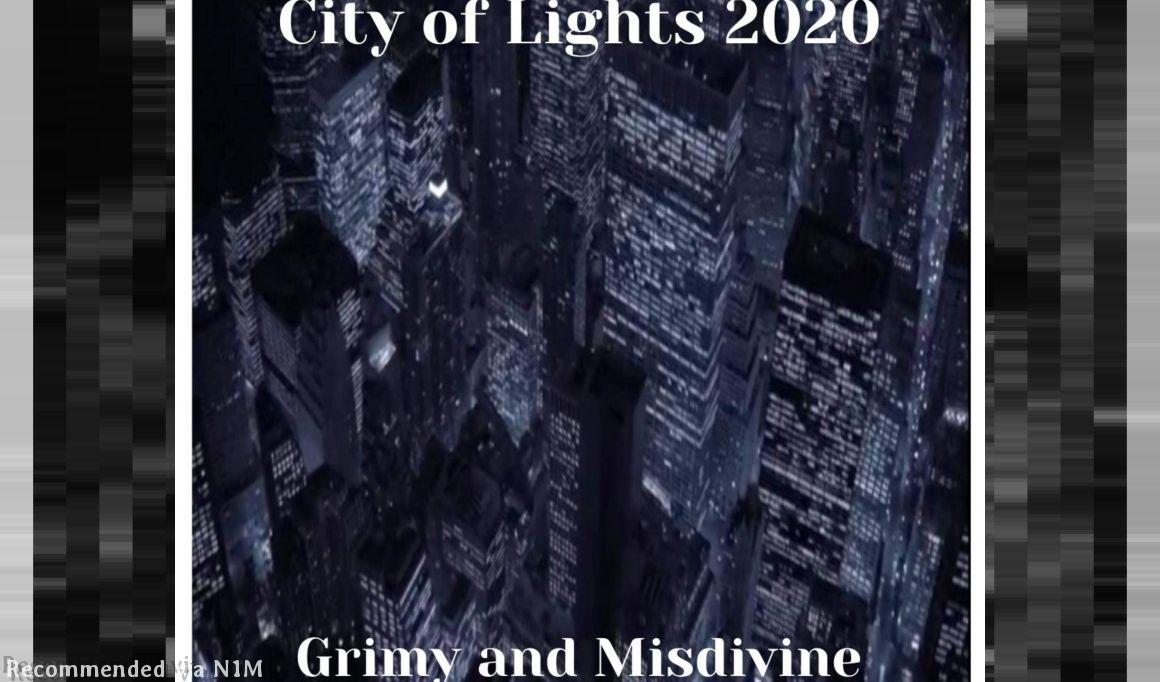 CITY OF LIGHTS (GT5 remix) - GRIMY ft. Misdivine
