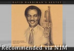 PORTRAIT OF DAVID HARDIMAN