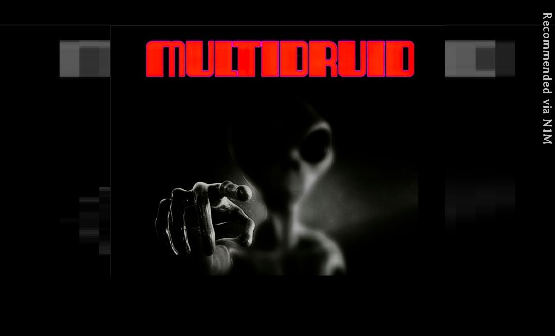 MULTIDRUID - MULTITOXIC (feat.code red security from TOXIC INDUSTRY)