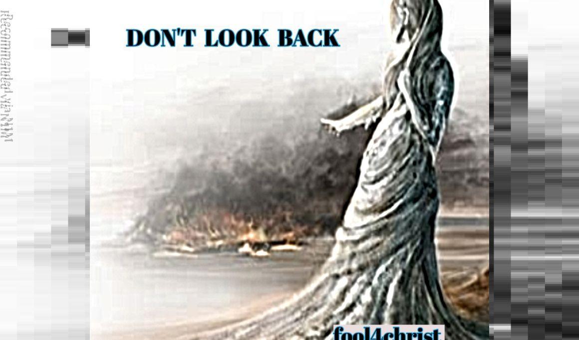 DON'T LOOK BACK / LK.9:62