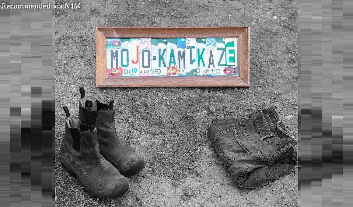 Boots & Pants by Mojo Kamikaze