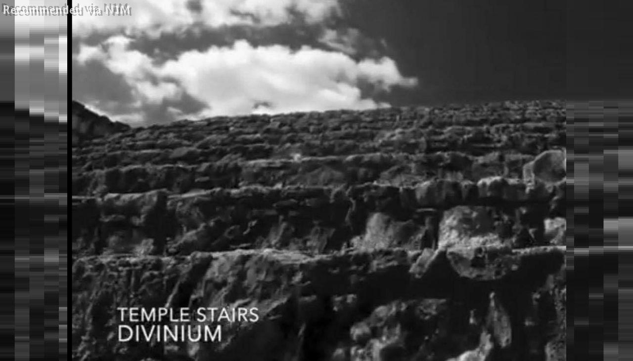 DIVINIUM - TEMPLE STAIRS