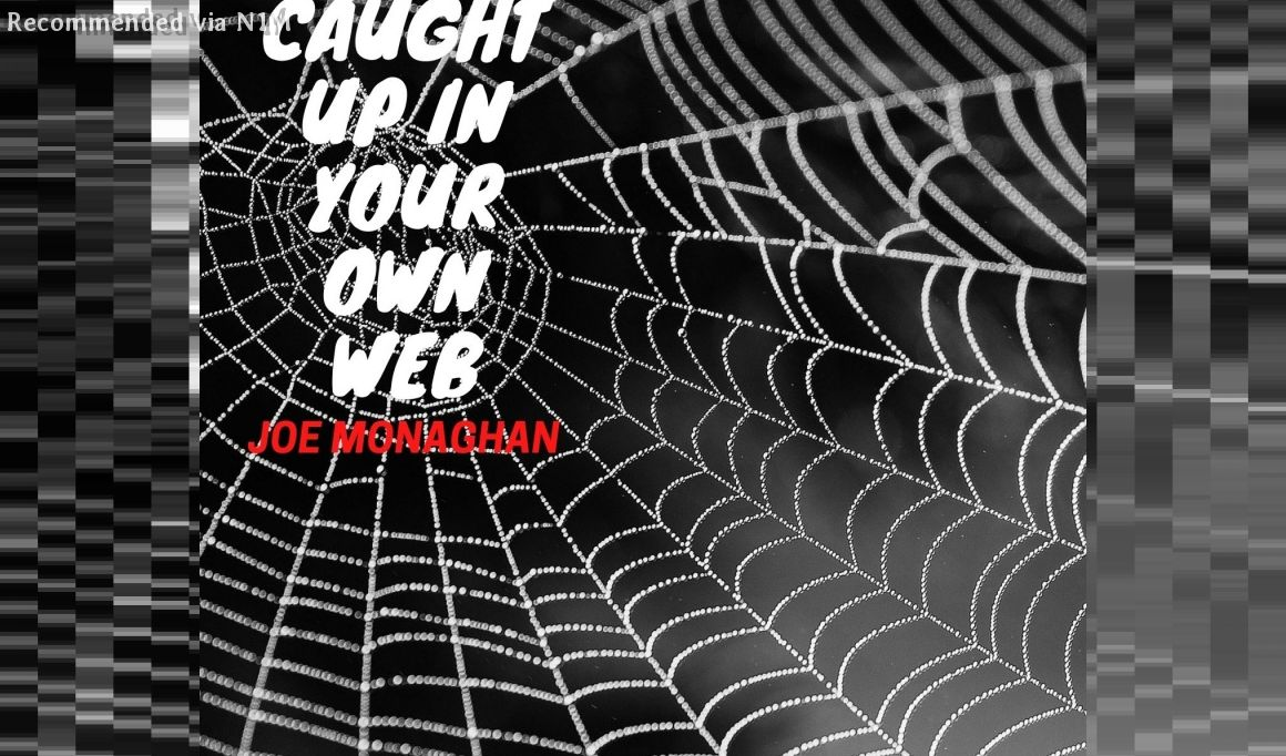 CAUGHT UP IN YOUR OWN WEB (single)