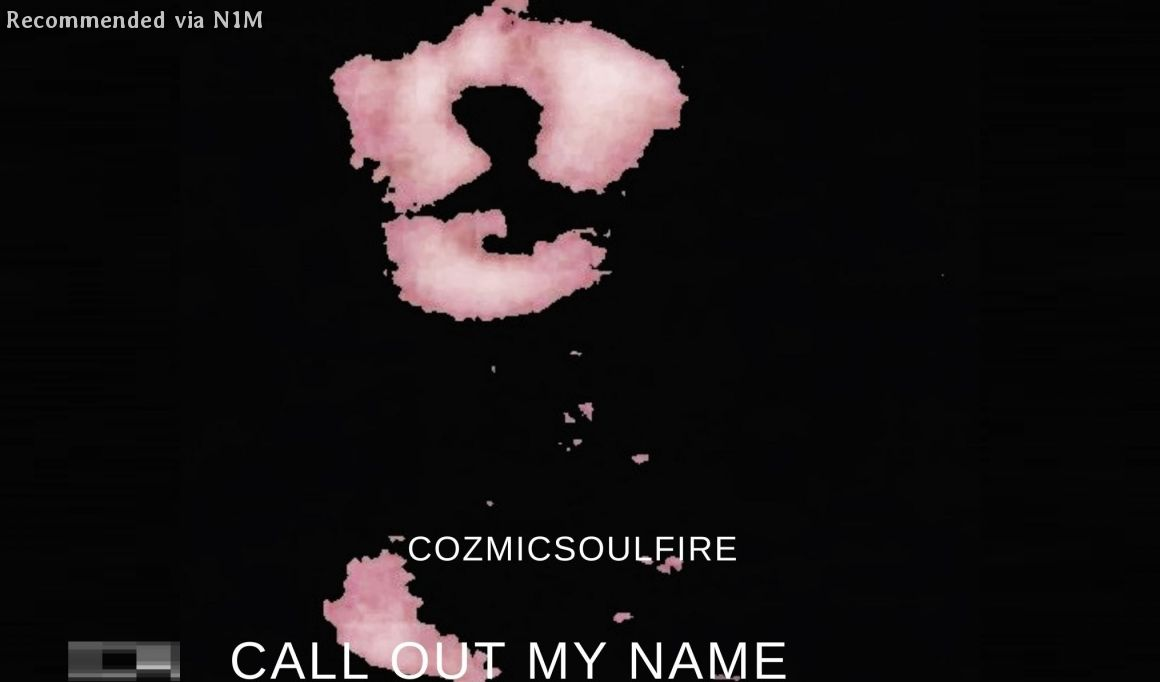 Call out my name