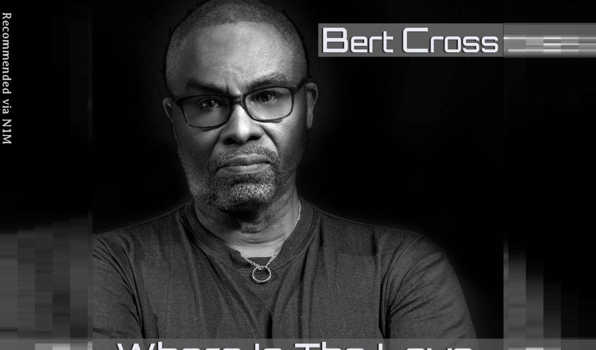 """Where Is The Love"" by Bert Cross II"