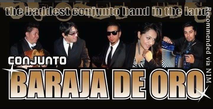 El Conjunto BARAJA dE ORO - NumberOneMusic