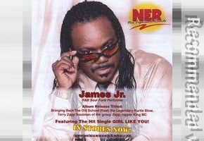 Girl Like You /James Jr (feat) Kurtis Blow Terry Troutman Label (NER/UMG)