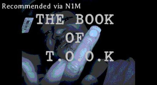 THE BOOK OF T.O.O.K.