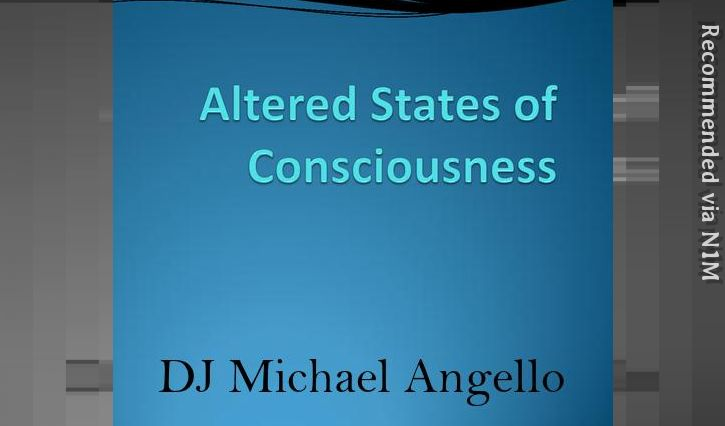 Altered States of Consciousness Original Instrumental
