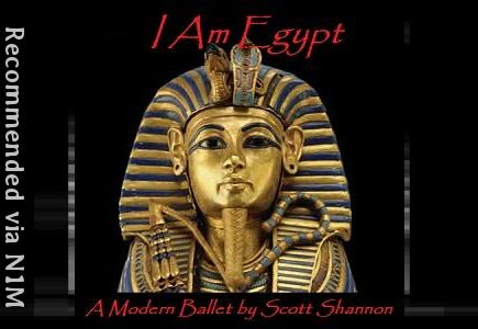 """In The Queen's Chamber from """"I Am Egypt"""""""