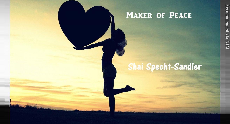 Maker Of Peace עושה שלום