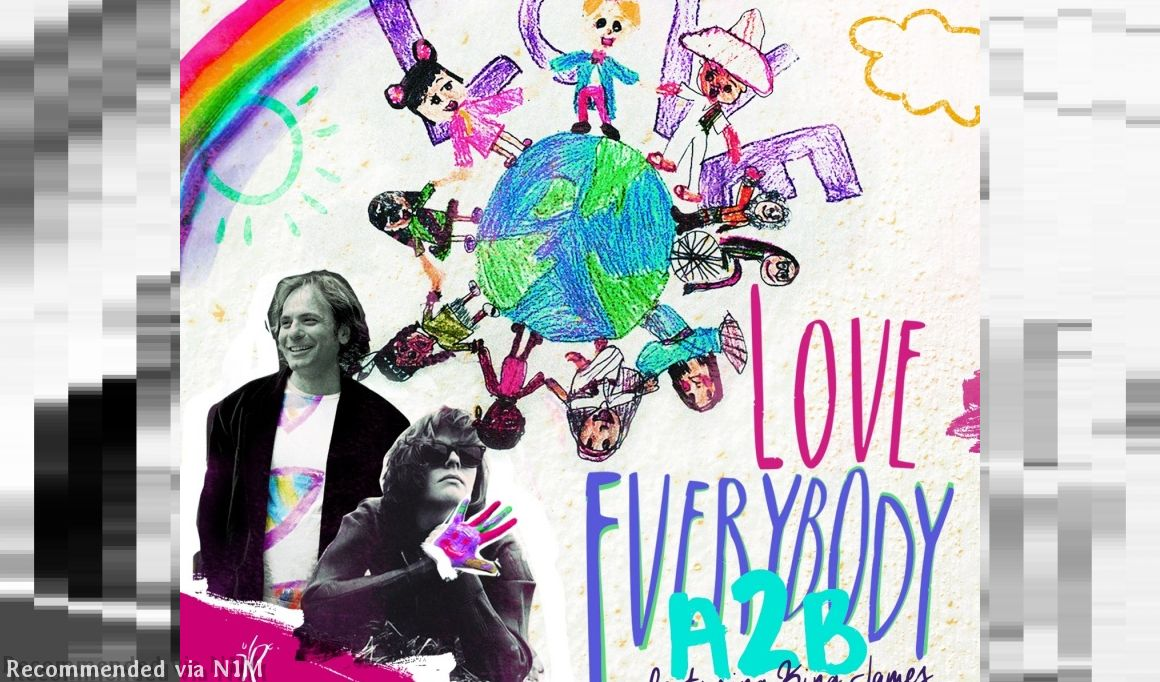 """""""Love Everybody"""" by A2B"""