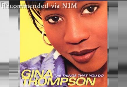 The Things You Do ft Gina Thompson (Grimm Rmx)