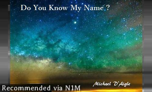 Do You Know My Name?