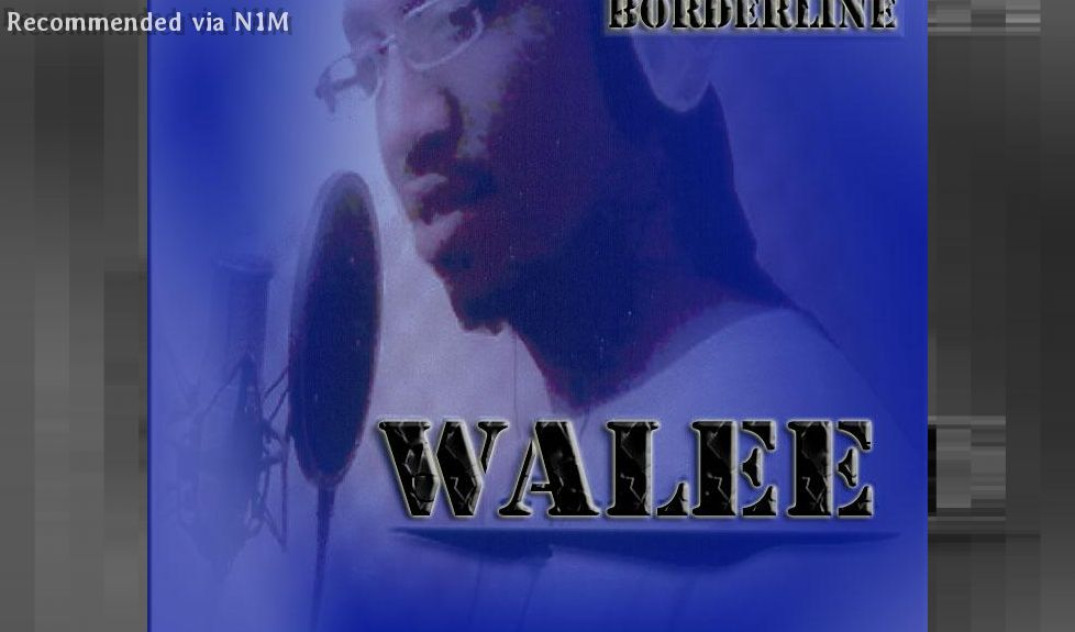 Walee-Can I Get a Witness