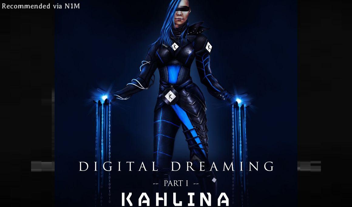 Kahlina Cybersiren - Afterglow