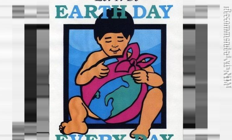 Let It Be Earth Day Everyday