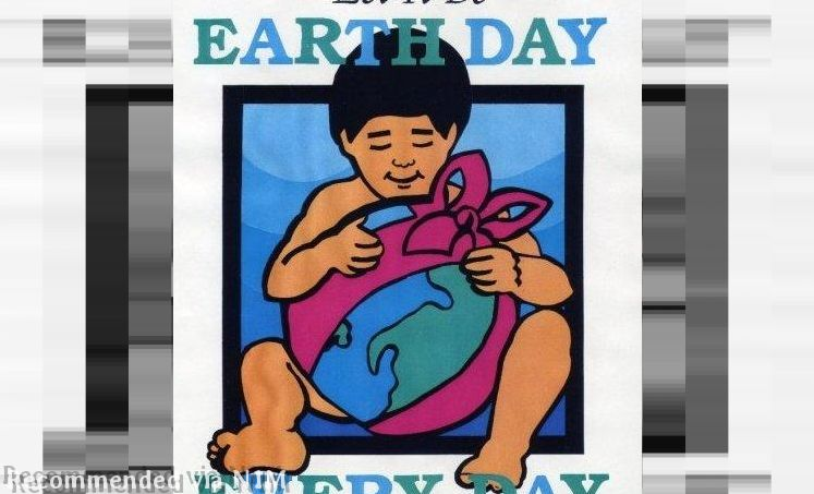 Let It Be Earth Day Everyday (Sax Solo)