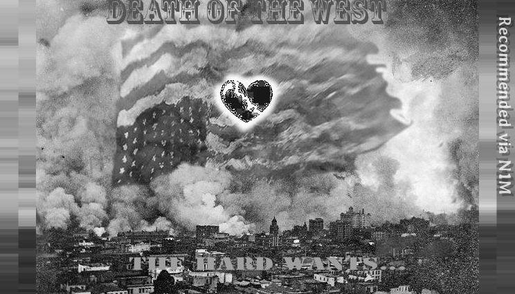 """DEATH OF THE WEST """"Wear the Buffalo...Roam"""" DEMO"""