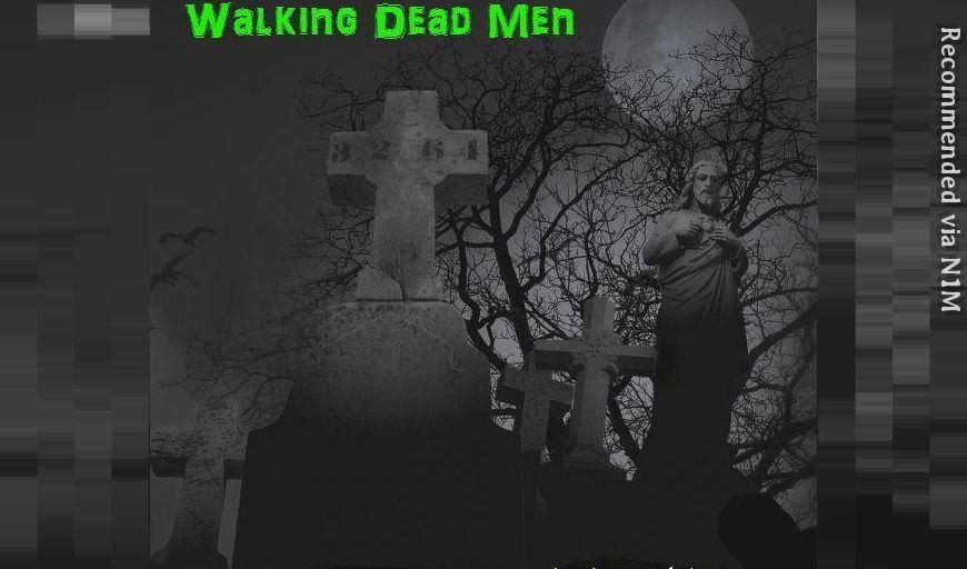 WALKING DEAD MEN