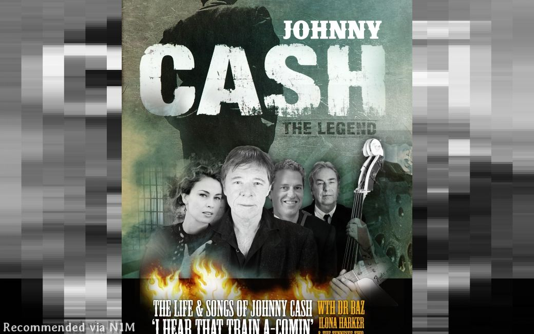 Get Rhythm (Johnny Cash Cover)