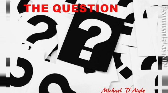THE QUESTION? / YOU HAVE TO GET THE ANSWER RIGHT...