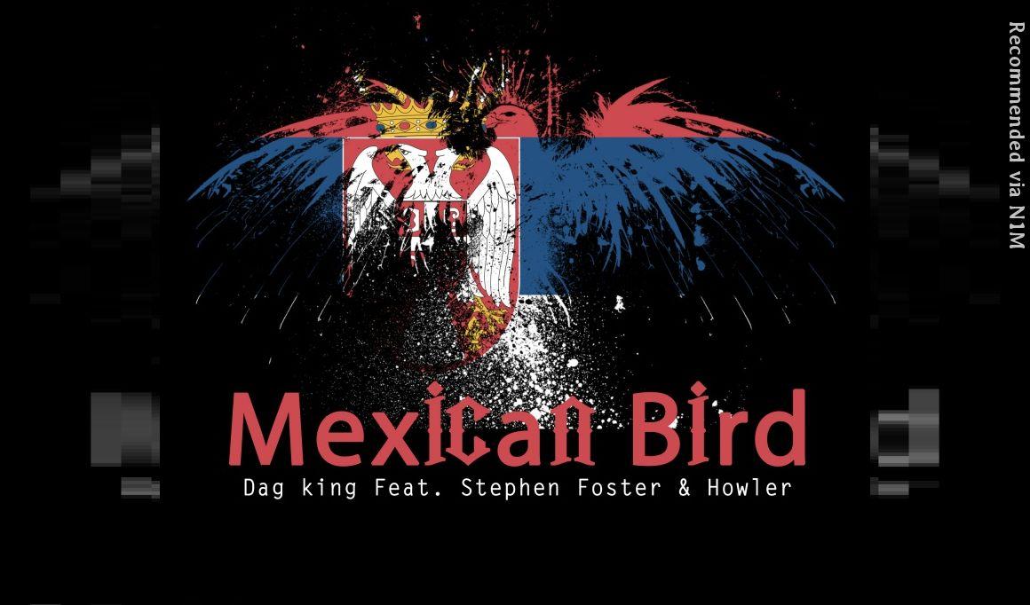 Mexican Bird. Feat. Stephen Foster & Howler