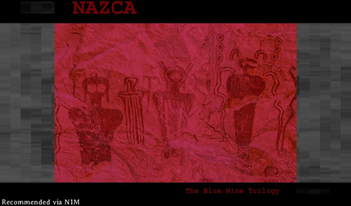 NAZCA - The Blue Nine Conclusion [w/ video @N1M]