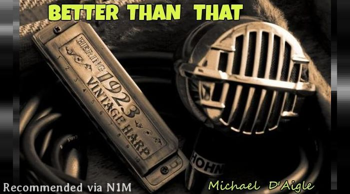 BETTER THAN THAT / THERE IS NOTHING BETTER THAN GETTING SAVED!