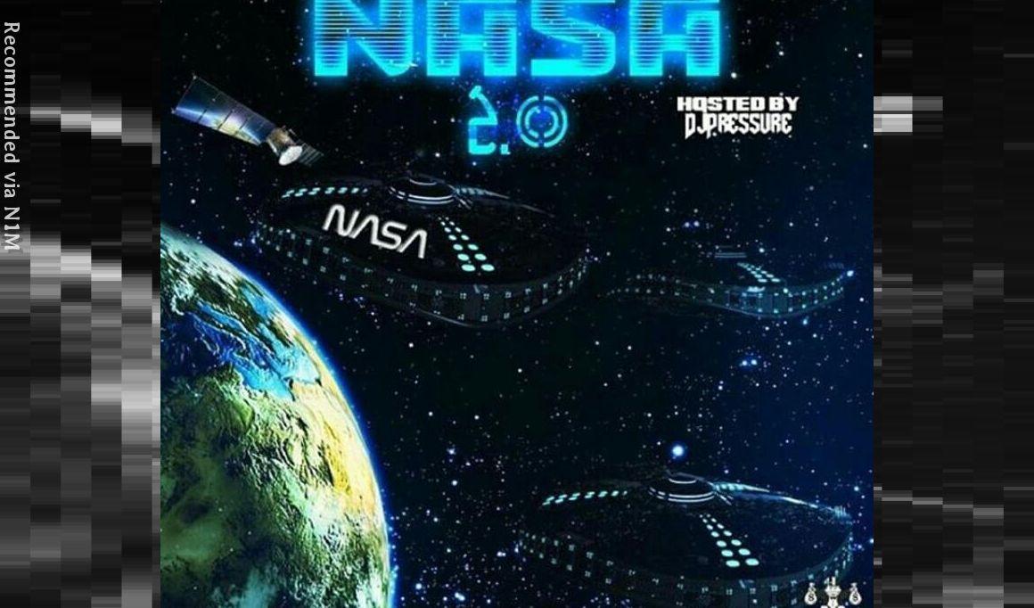 2k17 ) DBTheLyric X NASA ( Roll In Peace )