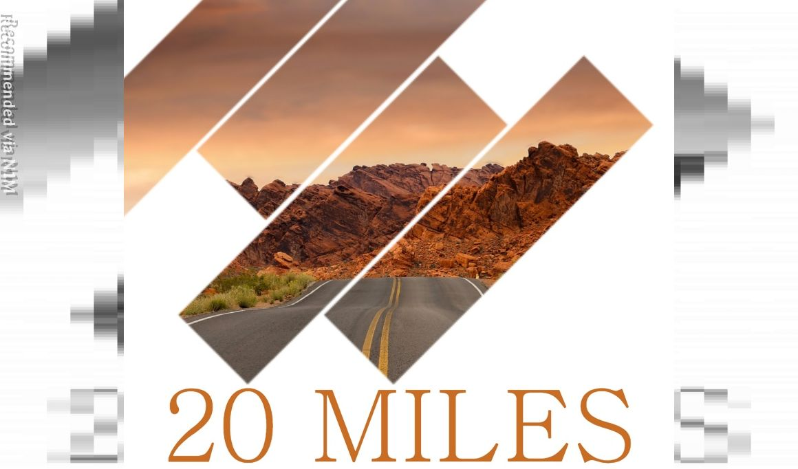 20 Miles (sung by Caleb Haynes) Radio edit