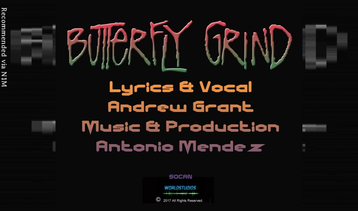 BUTTERFLY GRIND (Feat. Andrew Grant)