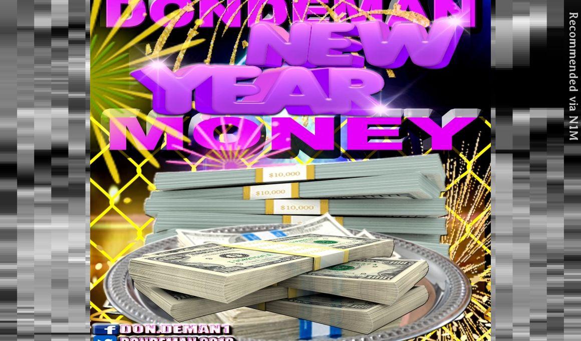 DONDEMAN=NEW YEAR MONEY