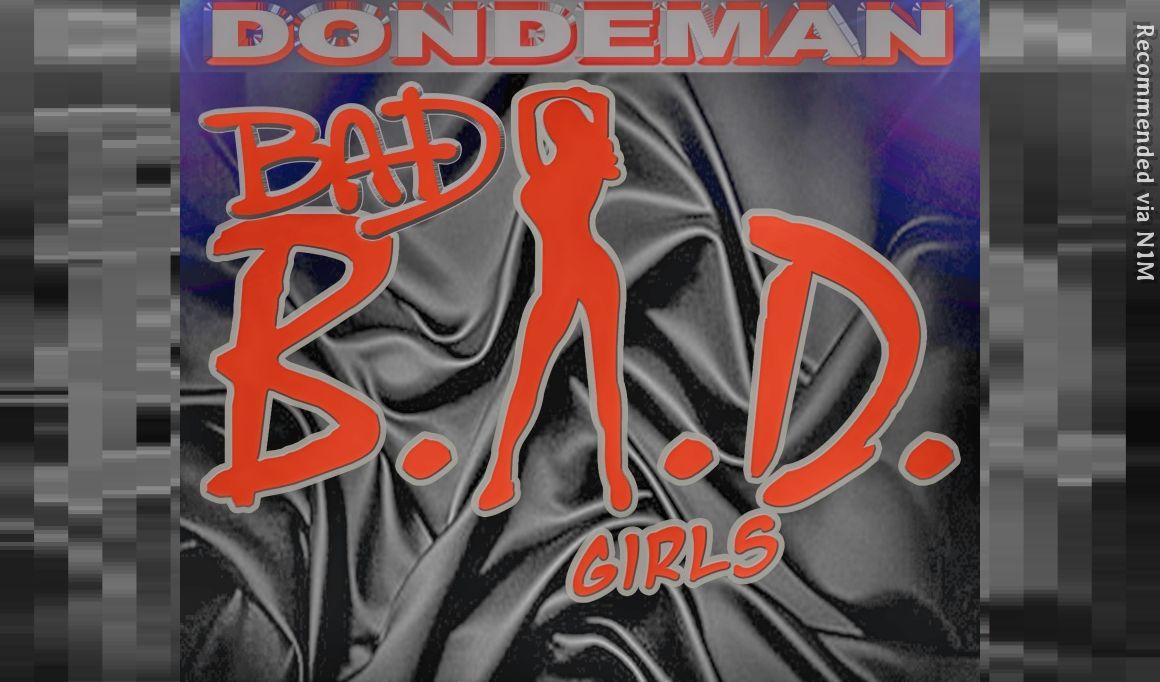 DONDEMAN=BAD BAD GIRLS