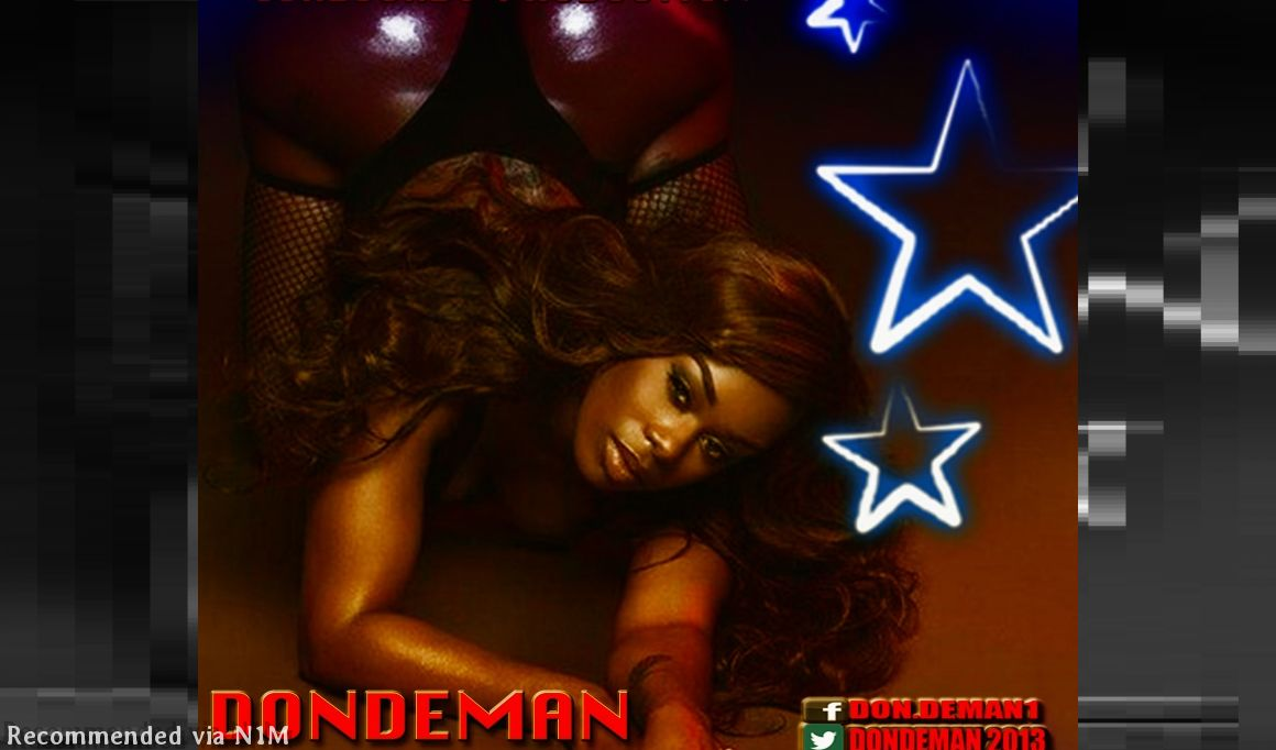 DONDEMAN=TOUCH HER BODY