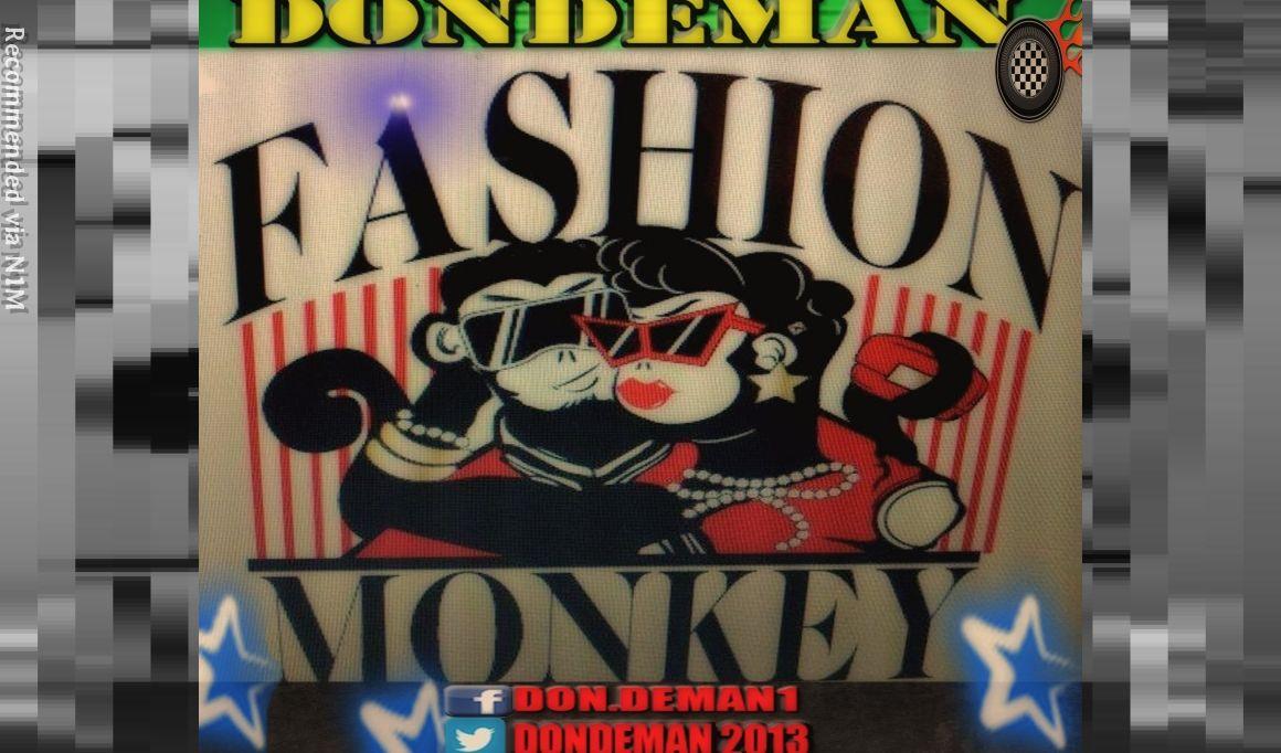 DONDEMAN=FASHION MONKEY