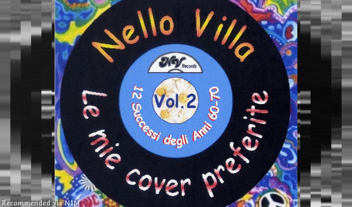 Le mie cover preferite - Vol. 2 (medley 12 songs album)